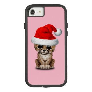 Cute Cheetah Cub Wearing a Santa Hat Case-Mate Tough Extreme iPhone 8/7 Case