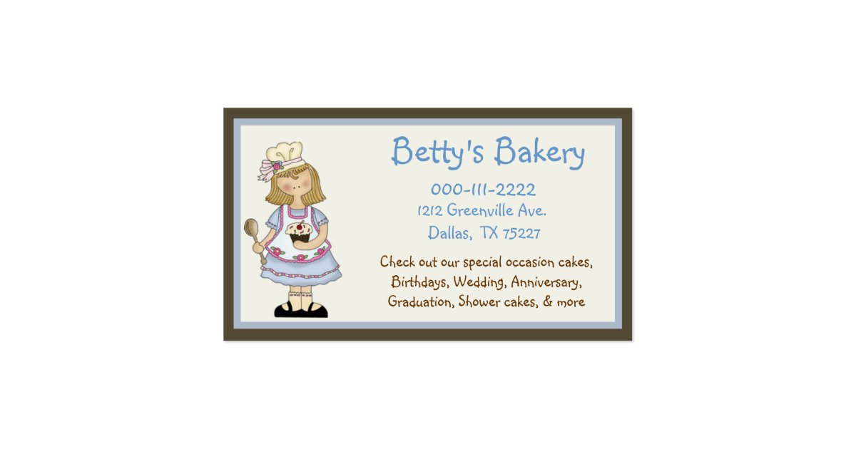 Cute chef business card coupon zazzle for Zazzle business card coupon