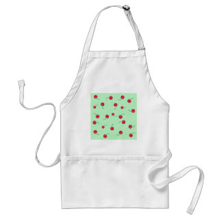 Cute Cherries Adult Apron