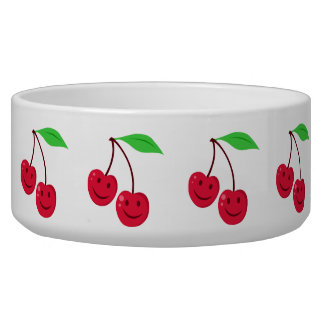 Cute Cherries Bowl