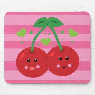 Cute Cherries Mousepad