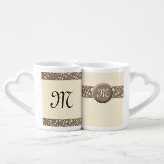 Cute Cherry Blossom Twin Set Couples' Coffee Mug Set