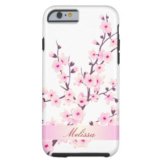 Cute Cherry Blossoms iPhone 6 Case