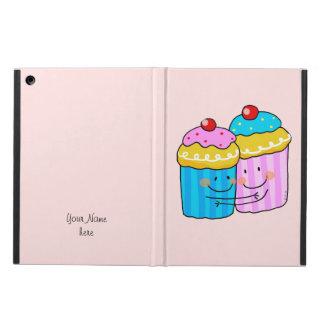 cute cherry cupcakes best friends iPad air cover