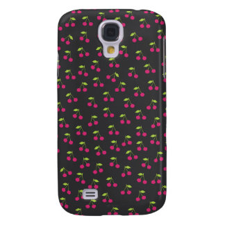 Cute cherry pattern fruit case samsung galaxy s4 covers