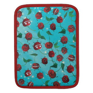 Cute Cherry Pattern Sleeve For iPads