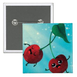 Cute Cherry Pattern Pins