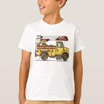 Cute Cherry Picker Truck T-Shirt