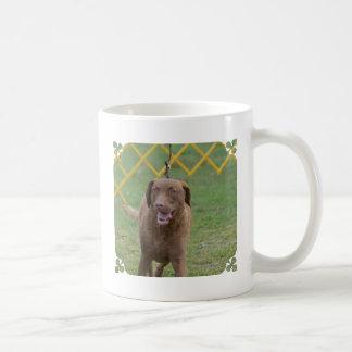 Cute Chesapeake Bay Retriever Coffee Mug