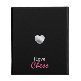 Cute Chess iPad Case