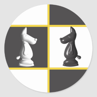 Cute Chess Stickers