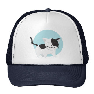 Cute Chibi Kitty Cat 1 Trucker Hat