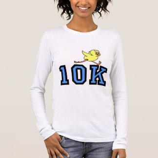 Cute chick 10K Long Sleeve T-Shirt