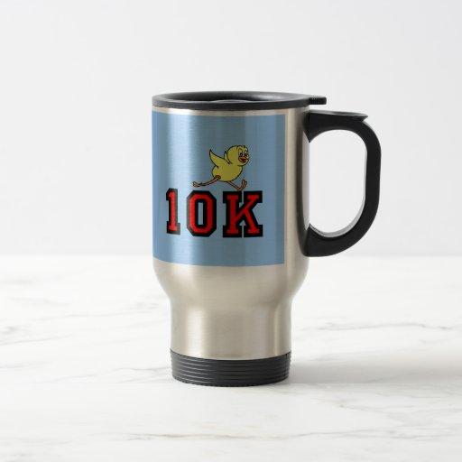 Cute chick 10K Travel Mug