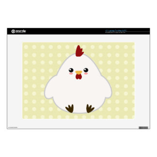 Cute Chicken Decal For Laptop