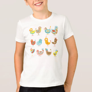 Cute Chickens T-Shirt