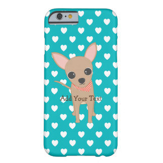 Cute Chihuahua Barely There iPhone 6 Case