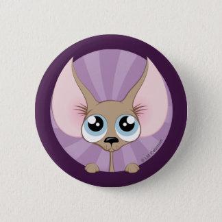 Cute Chihuahua Dog Button