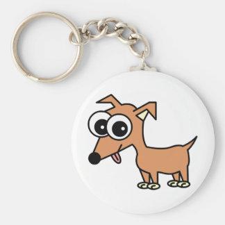 Cute Chihuahua Keychain