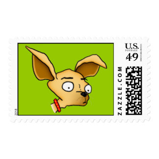 Cute Chihuahua Postage Stamps