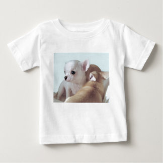 Cute chihuahua puppies infant t-shirt
