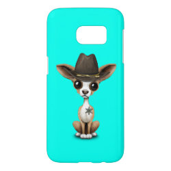 Case-Mate Barely There Samsung Galaxy S7 Case with Chihuahua Phone Cases design