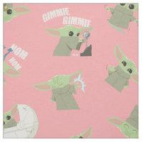 Cute Child Pattern Fabric