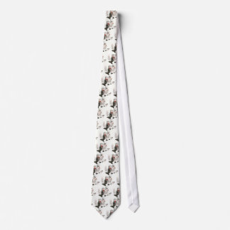 Cute Children Doing The Wedding March Neck Tie