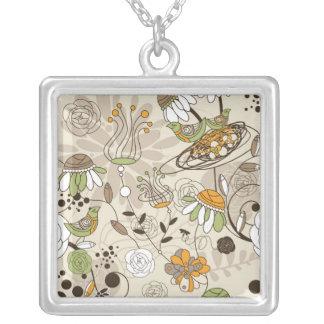 Cute Children Style Flowers & Birds Jewelry
