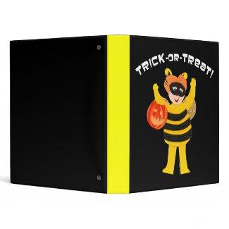 Cute Children's Halloween album binder