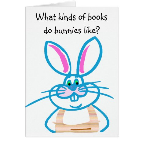 Cute Child's Easter Card