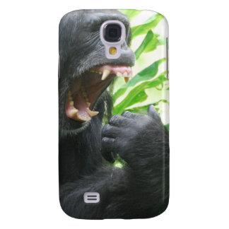 Cute Chimpanzee Samsung Galaxy S4 Cover