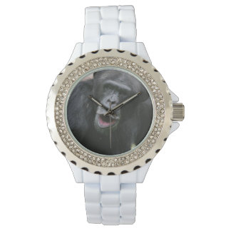 Cute Chimpanzee Wristwatch