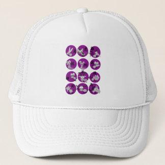Cute Chinese Zodiac Designs Trucker Hat