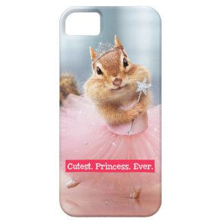 Cute Chipmunk Ballerina in tutu at Dance Studio iPhone SE/5/5s Case