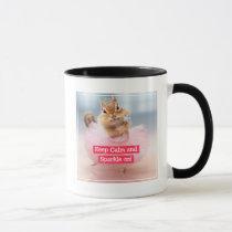 Cute Chipmunk Ballerina in tutu at Dance Studio Mug