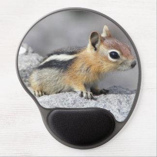 Cute Chipmunk Gel Mouse Mat