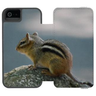 Cute Chipmunk Incipio Watson™ iPhone 5 Wallet Case