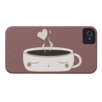 cute choco cup iPhone 4 case