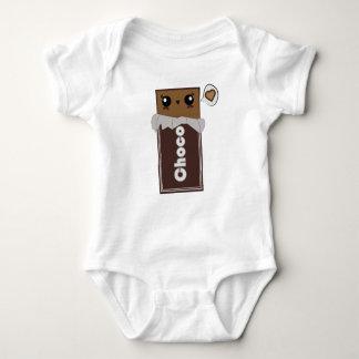 Cute Chocolate Bar Infant Creeper