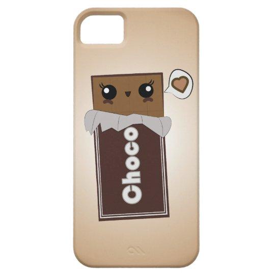 Cute Chocolate Bar iPhone Case