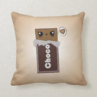 Cute Chocolate Bar Pillow