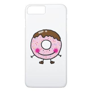Cute chocolate donut (doughnut) iPhone 7 plus case