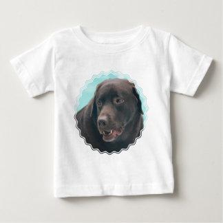 Cute Chocolate Lab Baby T-Shirt