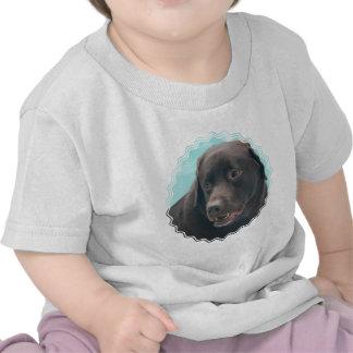 Cute Chocolate Lab T-shirts
