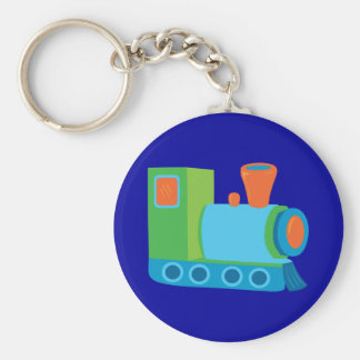 Cute Choo Choo Train Key Chain