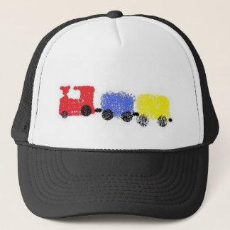 Cute Choo-Choo Train Trucker Hat