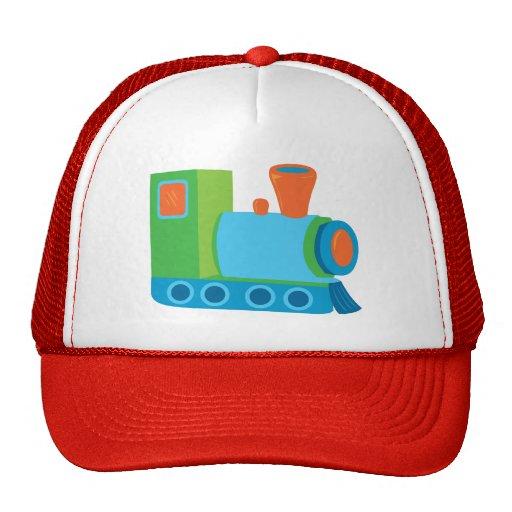 Cute Choo Choo Train Trucker Hat
