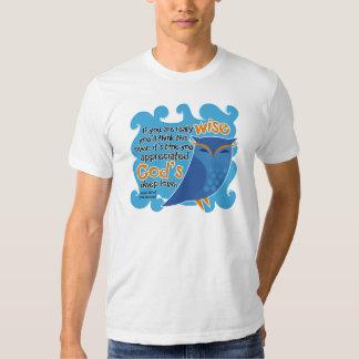 Cute Christian Owl Shirts
