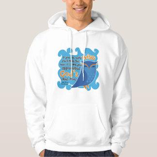 Cute Christian Owl Sweatshirt